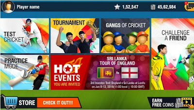 Free Download World Cricket Championship  Download World Cricket Championship 2 MOD APK 2018 (Update v2.8.2)