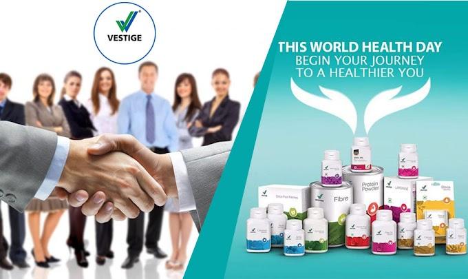 स्वस्थ जीवन के लिए Vestige products अपनायें
