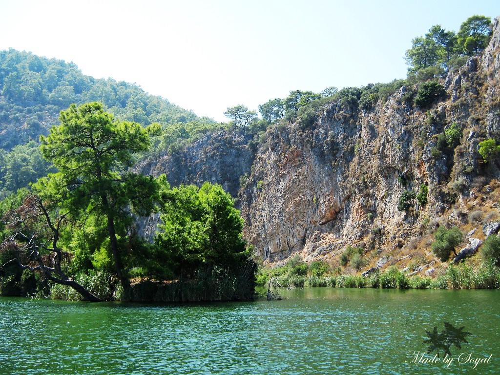 natura w Turcji