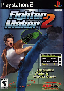 Fighter Maker 2: PS2 Download games grátis