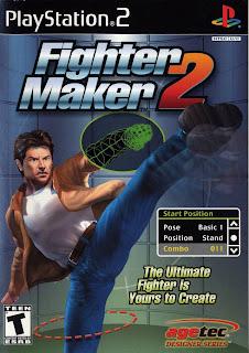 Fighter Maker 2: PS2 Download games grátis