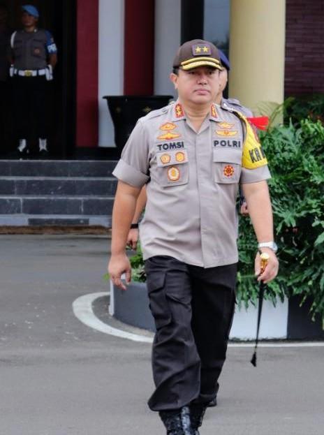 Ini Penilaian Kompolnas Atas Kinerja Baik Kapolda Banten Selama Setahun
