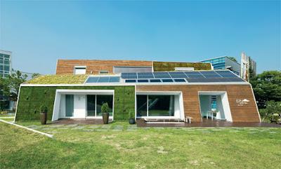 casas sustentables