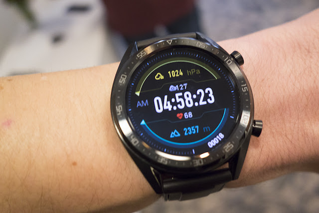 إليك مميزات وسعر ساعة هواوي واتش جي تي Huawei Watch GT
