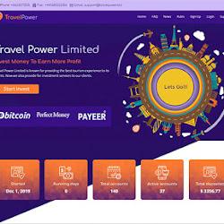 Travel Power Limited: обзор и отзывы о travelpower.biz (HYIP СКАМ)