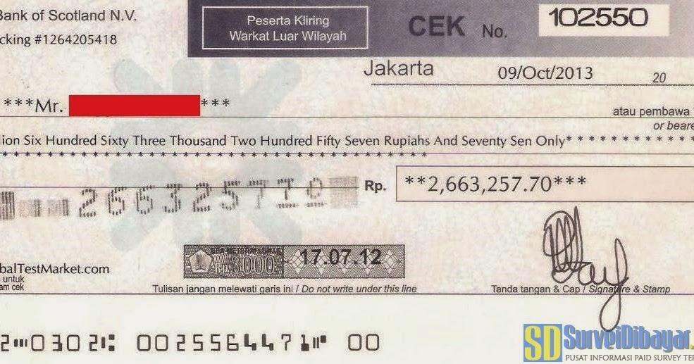 Contoh Cek Dari Bank Bri Surat Cc