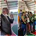 El alcalde José Morillo  entrega totalmente remodelado el bajo techo deportivo del Cercado