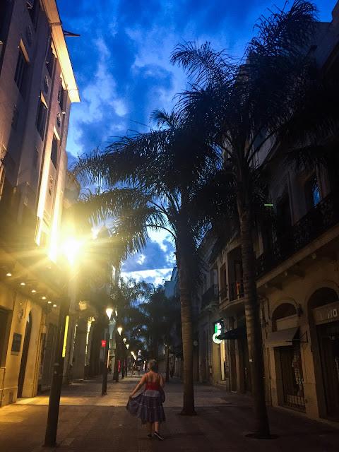 Montevideo's Ciudad Vieja, Uruguay