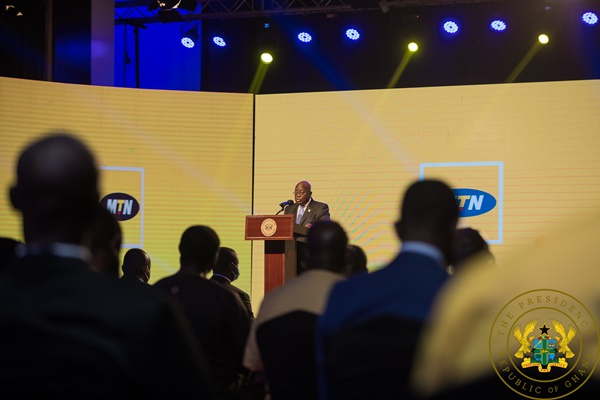 """Gov't Using Digital Technology To Stimulate Growth In Economy"" – President Akufo-Addo"