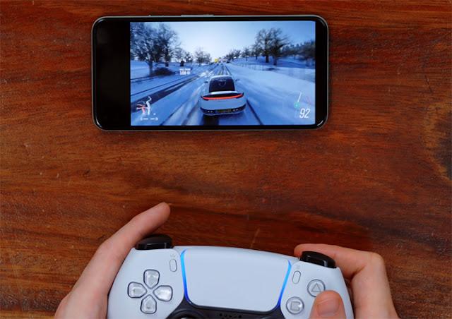 Kontroler DualSense PlayStation 5 Bisa Digunalan di Smartphone Android