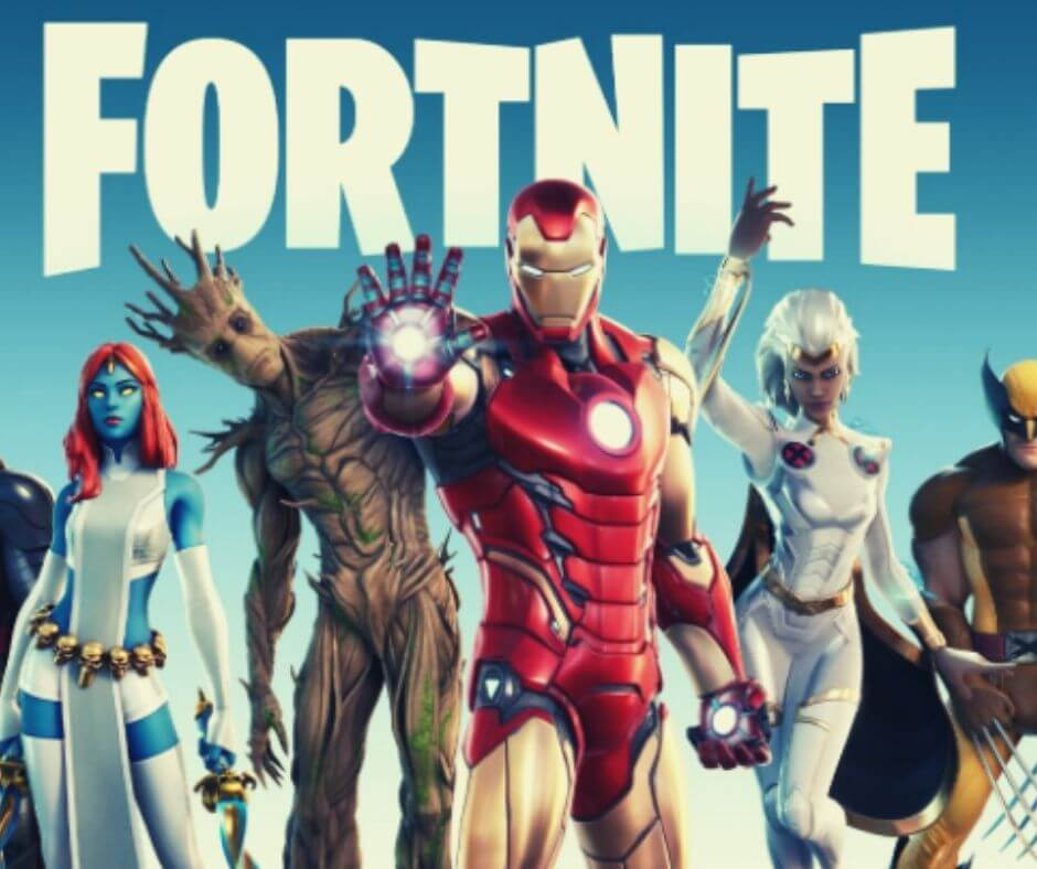 playing-video-games-for-fun-fortnite