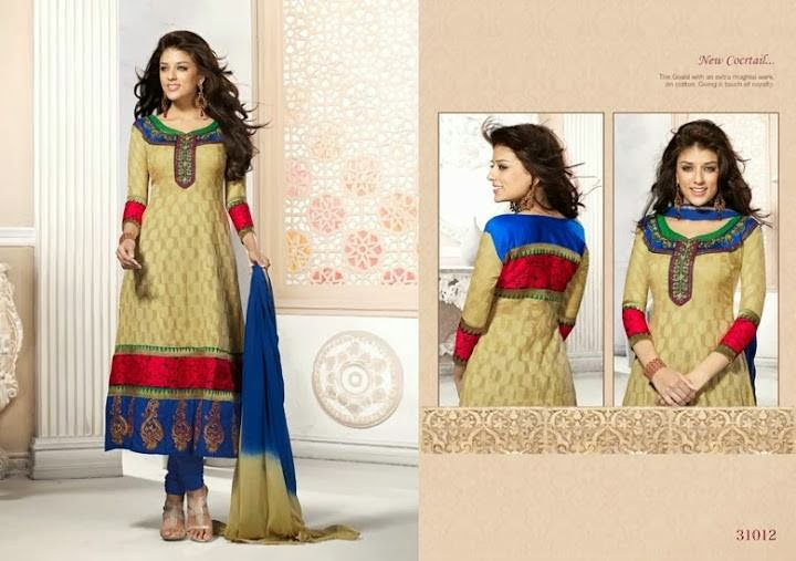 New Salwar Suite Pattern