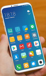 MIUI ORIGINAL – HD ICON PACK APK v8.7 [Patched]