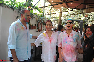 TV Show Celebs and Bollywood Celebrities at Zoom Holi Celetion 2017 (11).JPG
