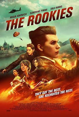 The Rookies (2019) English 5.1ch 720p | 480p BluRay ESub x264 850Mb | 300Mb