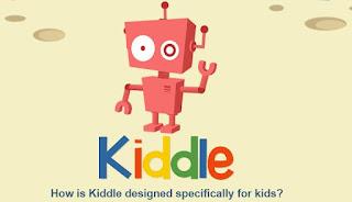 Kiddle  محرك  بحث أمن للأطفال على الأنترنت