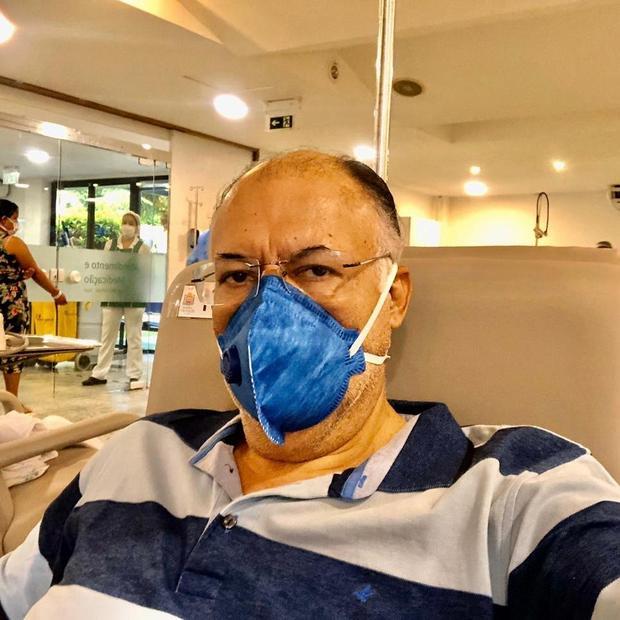 Pastor Eurico é confirmado como o primeiro caso de Coronavírus entre deputados federais de Pernambuco