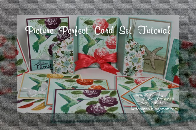 Picture Perfect Card Set