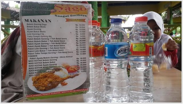 Daftar harga Bebek Sagu Mojosari