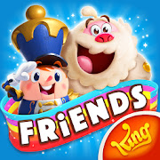 Candy Crush Friends Saga v1.22.8 Mod Apk
