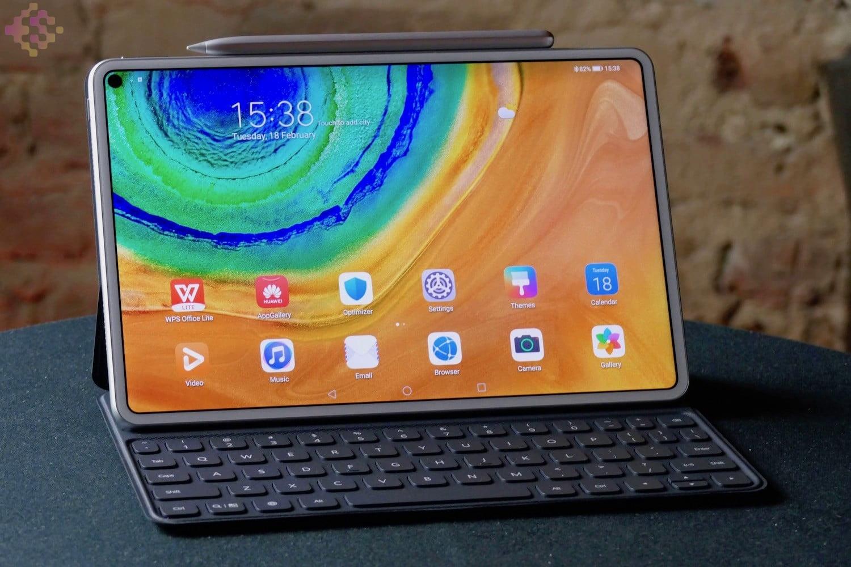 هواوي تعلن عن هاتفها الجديد Huawei MatePad و MatePad Pro