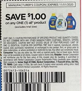 all soap coupon