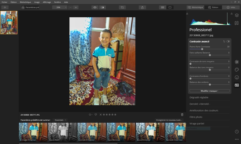 تحميل  برنامج رائع لتحرير الصور مع وظائف إدارة الصور التي تعمل كتطبيق مستقلLuminar 4.0.0.4810