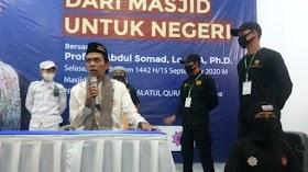 Ustadz Abdul Somad Dikelilingi Pengawal, FPI Intruksikan Jaga Ulama
