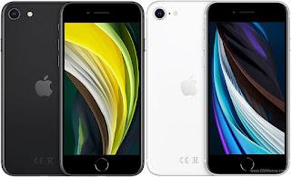 Harga dan Spesifikasi Apple iPhone SE (2020)