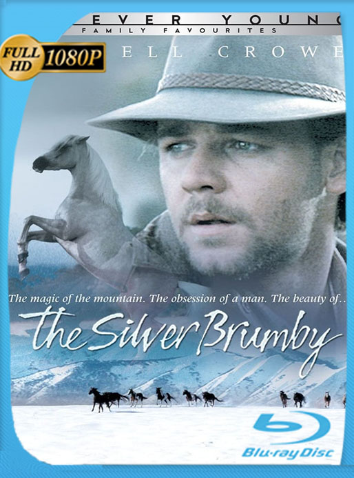 La leyenda de Silver Brumby (1993) 1080p WEB-DL AMZN Latino [GoogleDrive] [tomyly]
