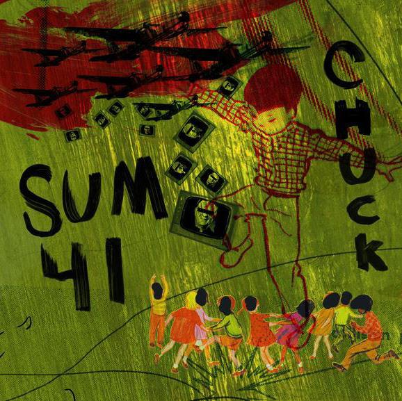 Sum 41 - Chuck Cover