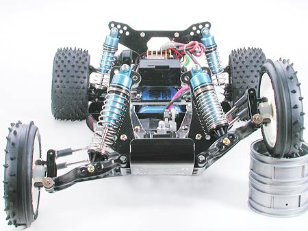 shivy Suspension and steering part 1