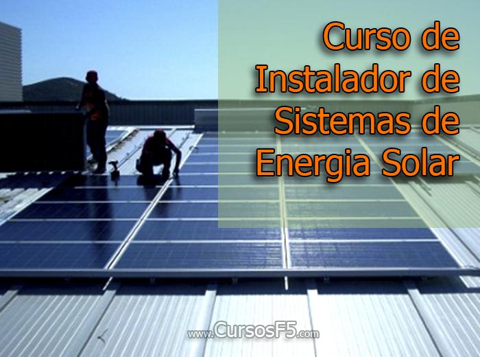Curso de Instalador de Sistemas de Energia Solar de Alta Performance com Certificado