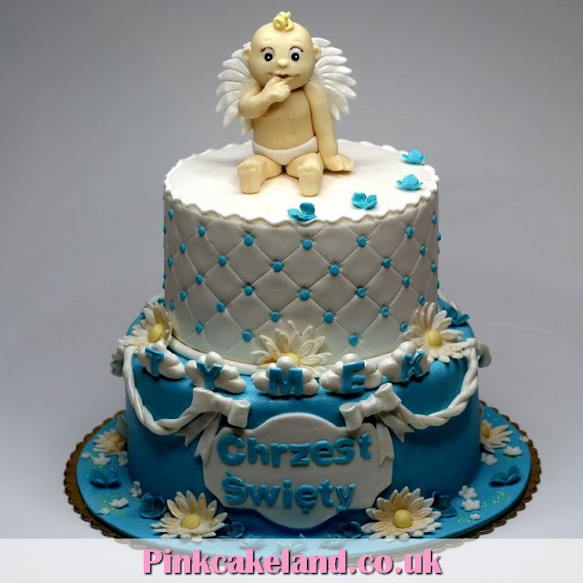 Christening Cakes in London