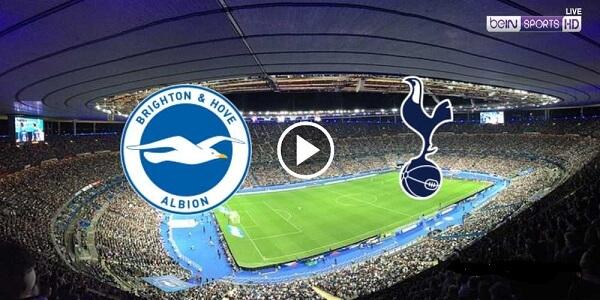 tottenham-vs-brighton بث مباشر : مشاهدة مباراة توتنهام وبرايتون اليوم 01-11-2020 الدوري الانجليزي