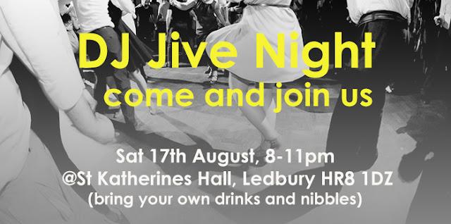 Jive Dance Ledbury