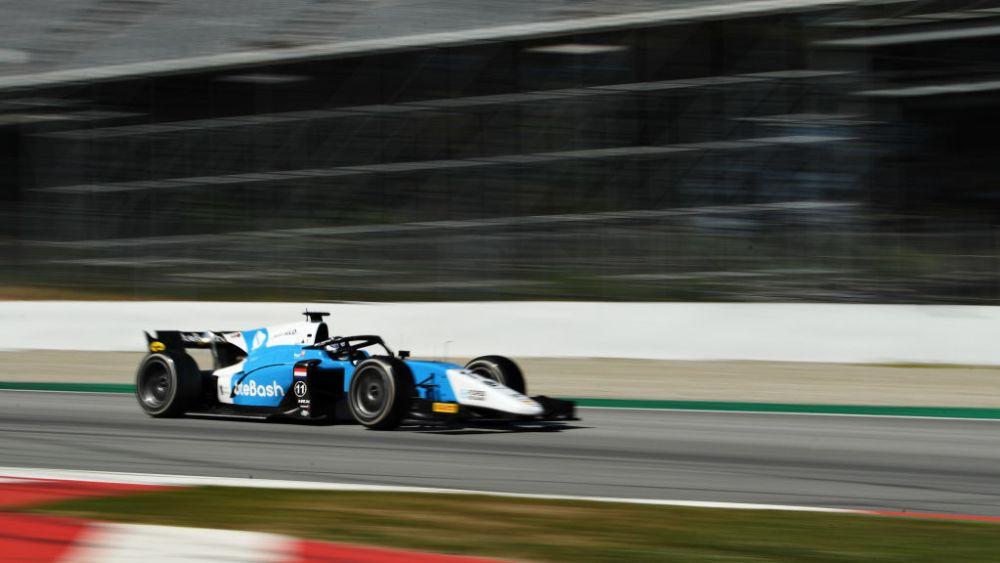 Verschoor lidera a tabela de tempos no Dia 2 com a volta mais rápida no teste de Barcelona até agora