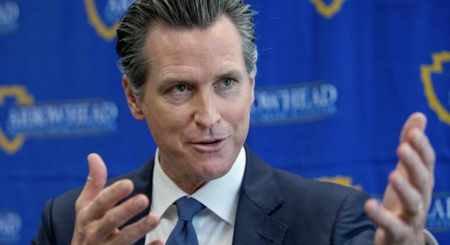 Tucker Carlson is not to blame for California's bad reputation, Gavin Newsom is