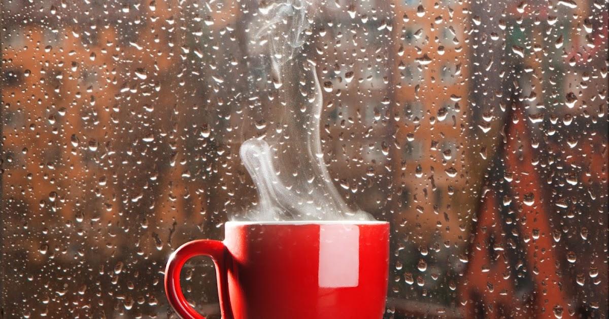 Открытка с дождиком доброе утро, годиком