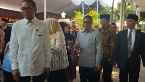 JAKARTA - BJ Habibie Wafat, Gubernur Sul-Sel Melayat