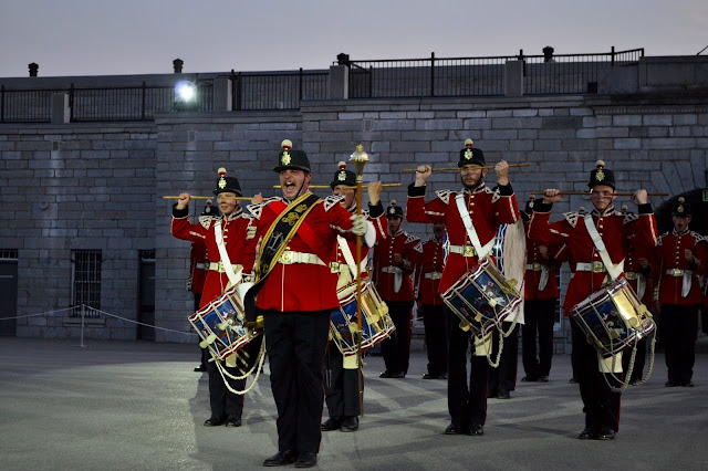 Marine Barracks Washington at Fort Henry