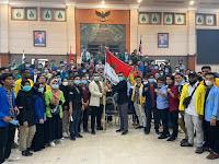 Hasil Temu Nasional, Tetapkan Eko Pratama Menjadi Korpus BEM Nusantara 2021-2022