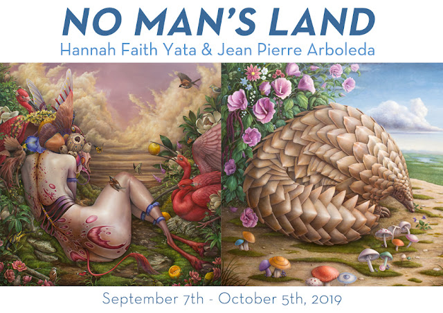 """No Man's Land"" Exhibition at Booth Gallery"