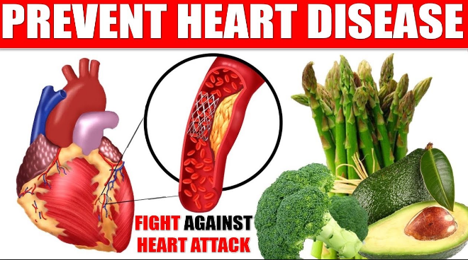 10 Remedies To Prevent Heart Disease