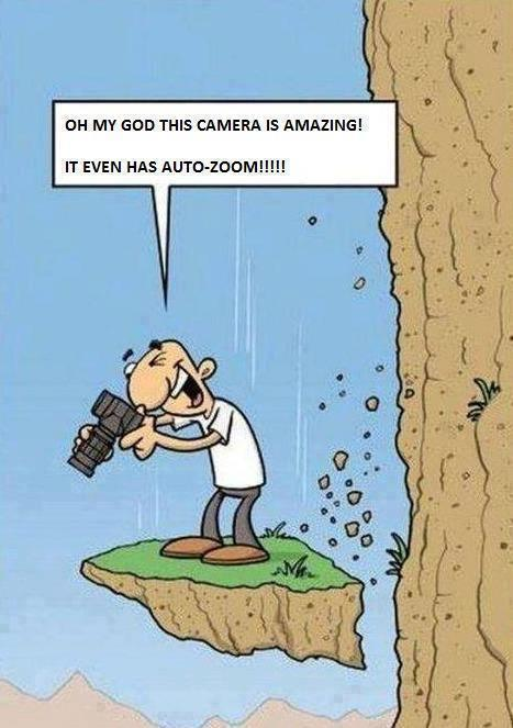 The Amazing Camera Unbound State Humor Funny