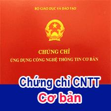 Chứng chỉ CNTT cơ bản