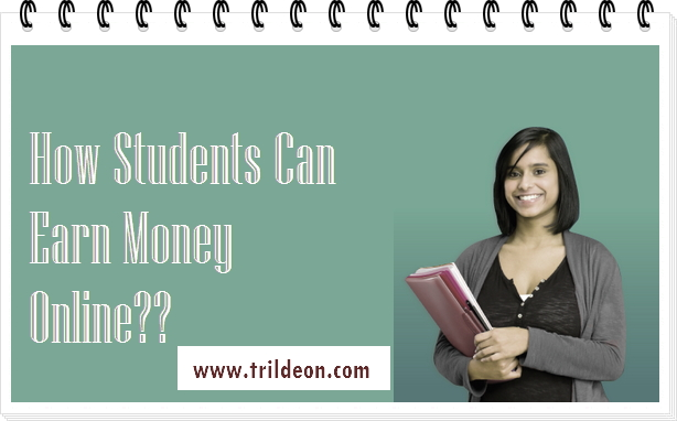 How Students Can Earn Money Online