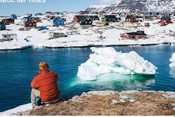 5 fakta menarik tentang Greenland yang jarang diketahui