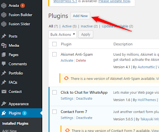 Cara Membuat Pesan Maintenance di WordPress