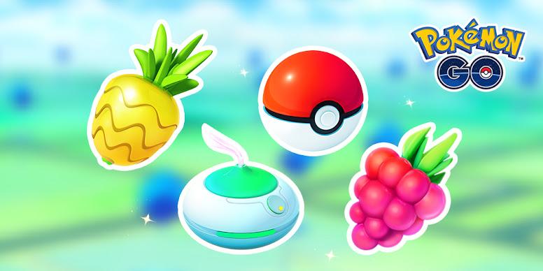 Loja Pokémon GO